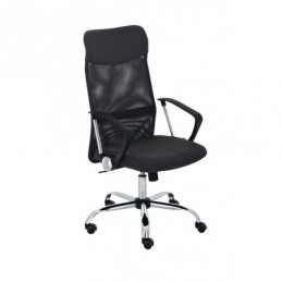Silla de oficina Washington - negro