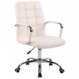 silla de oficina Deli - blanco