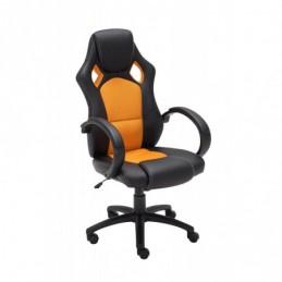 Racing silla de oficina Fuego - naranja