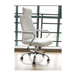 silla de oficina Rako - blanco