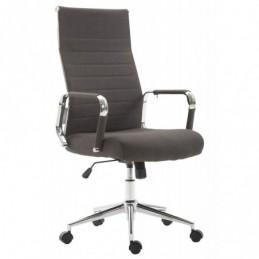 tela de la silla de oficina Columbus - gris oscuro