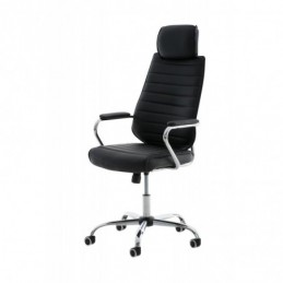 silla de oficina Rako - negro