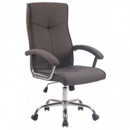 silla de oficina material de Winston V2 - gris oscuro