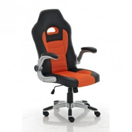 silla de oficina John Negro...