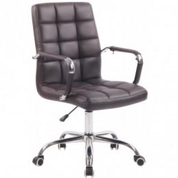silla de oficina Deli - marrón