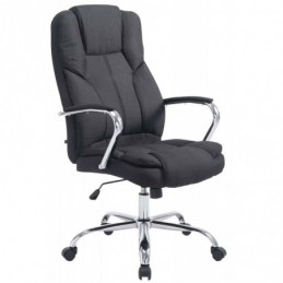 silla de oficina material de BIG Janto - negro