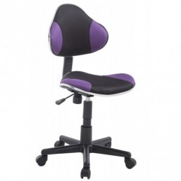 Bastian heces, negro - púrpura