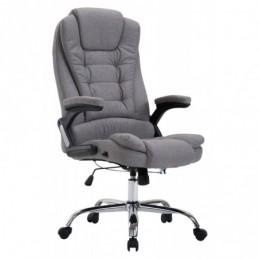 tela de la silla de oficina Thor - gris