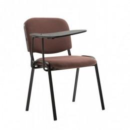 Ken silla con tela de mesa plegable - marrón