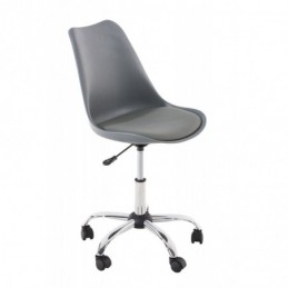silla de oficina Pegleg - gris