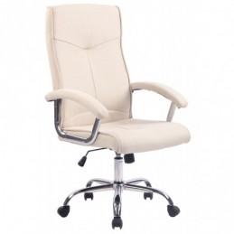 silla de oficina material de Winston V2 - crema