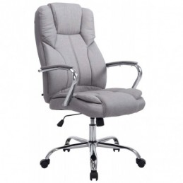 silla de oficina material de BIG Janto - gris