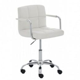 silla de oficina Lucy - blanco