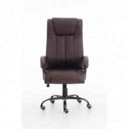 silla de oficina Matador - marrón