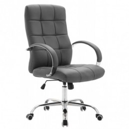 silla de oficina Mikos - gris