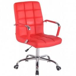 silla de oficina Deli - rojo
