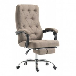 Gear tela silla de oficina - gris pardo