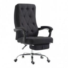 Gear tela silla de oficina - negro