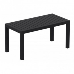 Lounge Table Ocean - negro