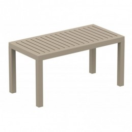 Lounge Table Ocean - gris pardo