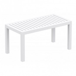 Lounge Table Ocean - blanco