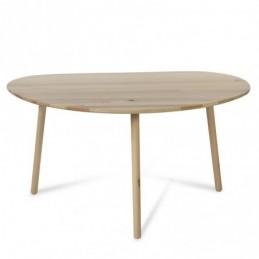 Mesa de centro de madera...